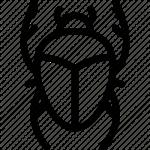 skarabeusz - symbol egiptu