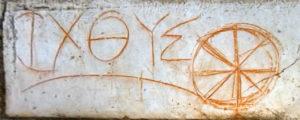 Wczesna wersja symbolu