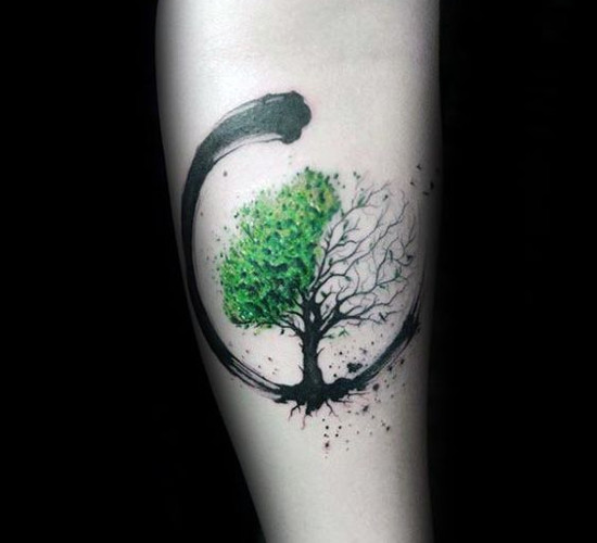 Symbole Na Tatuaż 3 Drzewo Wszystkie Symbole Baza