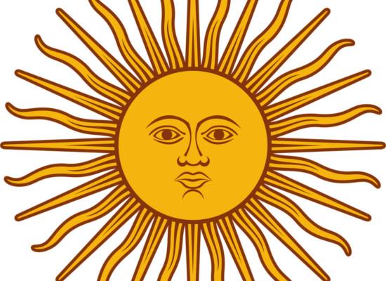 Tatuaż Słońce
