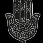 Hamsa to stary symbol który poprzedza chrześcijaństwo i islam