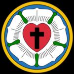 Róża Lutra - Symbole luterański