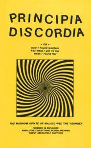 Okładka Principia Discordia
