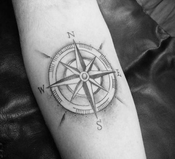 Róża Wiatrów Wszystkie Symbole Baza Znaków I Ich Znaczeń
