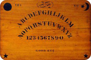 Oryginalna tabliczka ouija stworzona w 1890