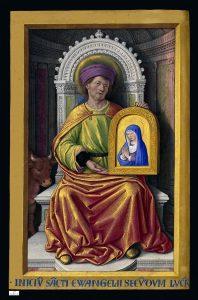 św. Łukasz ewangelista