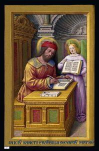 św. Mateusz ewangelista