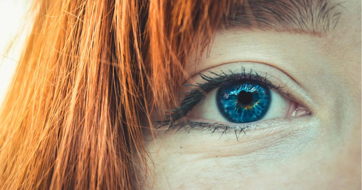 Kolor oczu - co oznacza